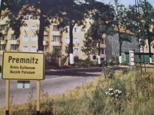 """Premnitz - Geschichte des VEB Chemiefaserwerk """"Friedrich Engels"""" - DDR Buch"""