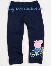 NEW with tags BNWT girls peppa pig leggings size 1