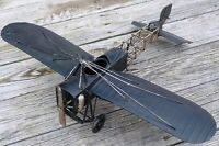 Blériot XI 1909 Monoplane, Pressed Steel, 1:8 Scale, Desk Model Toy Airplane