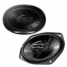 "PIONEER TS-G6930F 800W 6"" X 9"" G-SERIES 3-WAY COAXIAL CAR AUDIO STEREO SPEAKERS"