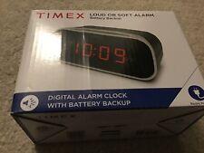Timex AM FM Clock Radio W/ Digital Tuning-MP3 Line In (Smartphones) - Dual Alarm