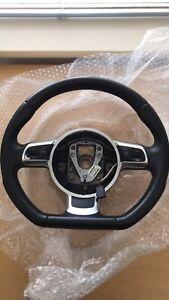 Audi TT Leather Steering Wheel