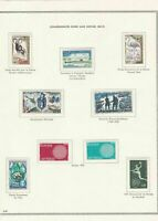 france stamps page ref 17054