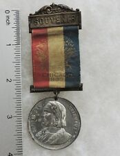 USA 1892 Medal commemorating Columbus Discovery America