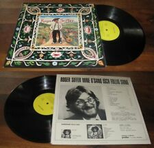 ROGER SIFFER - Mine G'Sang LP ORG French Alsacian Folk Rock Prodisc 72' NM