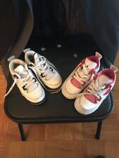 Jordan Youth Size 9c 2 Pairs.