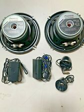 Pioneer TS-A1606C Component Speaker Package