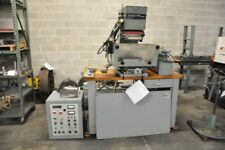 20 AMP HANSVEDT SM-150B Ram Type EDM Maple Top Bench Manuals Dielectric Oil