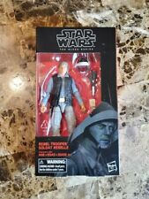 "Rebel Trooper 6"" The Black Series STAR WARS #69 Hasbro NEW MIB"