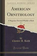 American Ornithology, Vol. 5: A Magazine Devoted Wholly to Birds (Classic Reprin