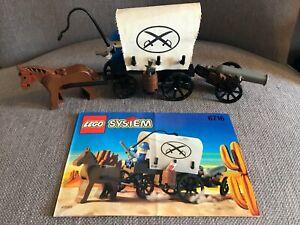 LEGO Ref 6716 - Western - Weapons Wagon de 1996 - 100% Complet avec Notice