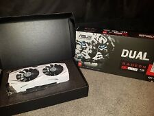 Asus AMD Radeon RX 480 doble Overclock Edition 4 gb Gddr 5