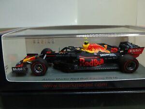1/43 SPARK F1 ASTON MARTIN RED BULL RB16 2020