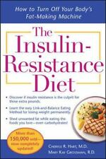 Hart, Cheryle R., M.D./ Gro...-The Insulin-Resistance Diet (UK IMPORT)  BOOK NEW