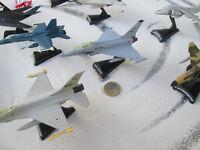 Kampfjets DelPrado  Metallmodelle USAF / RAF / NATO / Avion / Aircraft YAKAiR