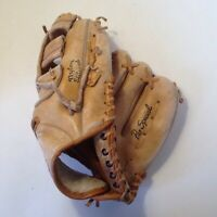 Vintage Wilson A2250 Jim Rice RH Throw Baseball Glove Pro Special Snap Action