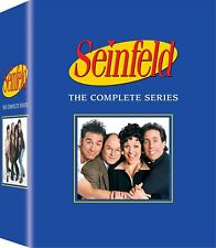 Seinfeld: The Complete Series 1-9 (DVD, 2013, 33-Disc Set) 1 2 3 4 5 6 7 8 9 New