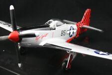 "SpecCast Exxon ""Tiger Spirit"" Limited Edition P-51D Mustang Diecast 47027 1:144"