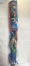 """Vintage 1999 Spectrastar Nintendo The Legend Of Zelda Ocarina Of Time 42"""" Kite"""