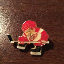 DETROIT RED WINGS LIL BRAT SKATER HOCKEY PIN