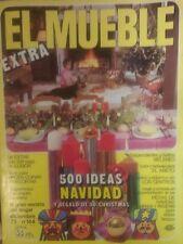 Catálogo EL MUEBLE (diciembre 1973)