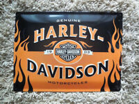 Harley Davidson Blechschild Schild B&S 400x300mm 1903 Special Edition 10014838MP