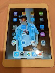 Apple iPad mini 2 128GB, Wi-Fi + Cellular (Unlocked), 7.9in - Space Gray (CA)