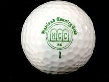 Logo Golf Ball: Highland Country Club Ontario Canada