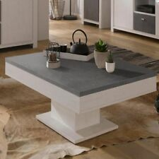Couchtisch Wohnzimmertisch Designertisch Tisch Beistelltisch Tische 80x80 graphi