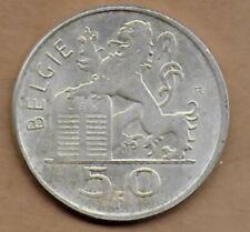 50 Francs argent 1954 FL