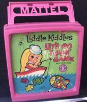 Vintage Mattel Liddle Kiddles Let's Go Fishin' Game