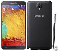 SAMSUNG GALAXY NOTE 3 SM-N9005 NERO 16GB 4G GRADO A+++SIGILLATO