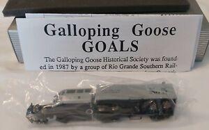 Con-Cor Galloping Goose HO NIB Rail Baron Collection