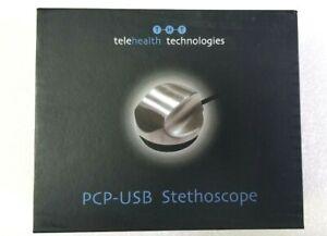 Firefly Pcp-Usb Telemedicine Stetoscopio Modello DE300A