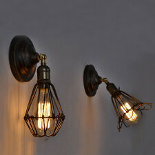 Vintage Wall Lights Indoor Wall Light Industrial Wall Sconce Retro Bedside Lamp