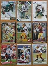 DeSean Jackson - 9 card lot - Topps, Prestige, Absolute, R&S, Playoff, all diff