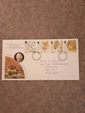 Great Britain 1993 'Marine Timekeepers' First Day Cover