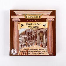 Karlsbader Oblaten mit Schokoladen Geschmack (10 x 170 g)