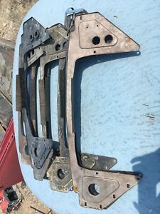 MGB RADIATOR CORE SUPPORT