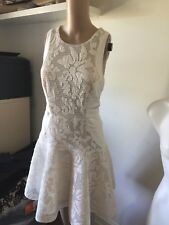 SZ 14 SEDUCE LACE COCKTAIL DRESS *BUY FIVE OR MORE ITEMS GET FREE POST