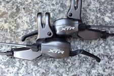 Shimano XTR ST-M960 3x9 Speed Shifter/Brake Lever Set Gray EXCELLENT CONDITION