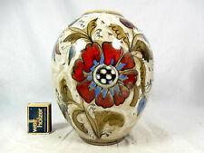 Beautiful / formschöne Erhart Schiavon pottery / Keramik vase Italy  20 cm 880/B