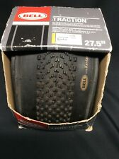 """Bell Traction 27.5"""" Mountain Bike Tire with Kevlar Fiber Replaces 1.75 - 2.13"""