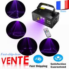 Projecteur laser LIGHT Violet 100 DMX . Jeu de lumière.Scène DJ LIGHT Nouveau