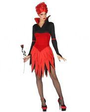 Déguisement Femme Vampire XS/S 36/38 Costume Adulte Halloween