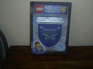 lego nexo knights le  code des chevaliers le manuel de l écuyer