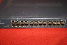 Dell PowerConnect 2724 24 port gigabit managed ethernet switch
