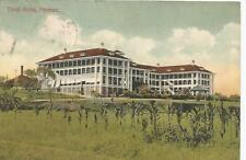 Panama Canal Zone Tivoli Hotel Postcard 1913