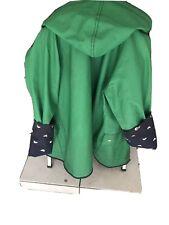Lady Van Heusen rain coat rain jacket 1980s vintage