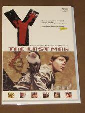 Y THE LAST MAN: UNMANNED TPB NM BRIAN K. VAUGHAN PIA GUERRA OOP MALE SURVIVOR